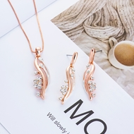 Picture of Innovative And Creative Artificial Crystal Small 2 Pieces Jewelry Sets