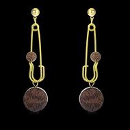 Picture of Women Delicate Medium Dangle Earrings