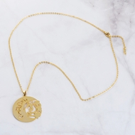 Picture of Need-Now Gold Plated Casual Long Chain Necklace from Editor Picks