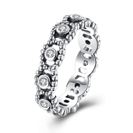 Picture of Bling Casual Cubic Zirconia Fashion Ring in Exclusive Design