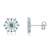 Show details for Low Price Platinum Plated Fashion Stud Earrings from Trust-worthy Supplier