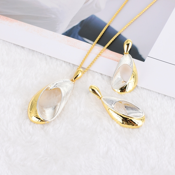 Picture of Zinc Alloy Casual Necklace and Earring Set Online Shopping