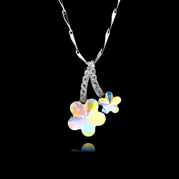 Picture of Purchase Platinum Plated Casual Pendant Necklace Exclusive Online