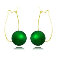 Picture of Famous Casual Gold Plated Dangle Earrings