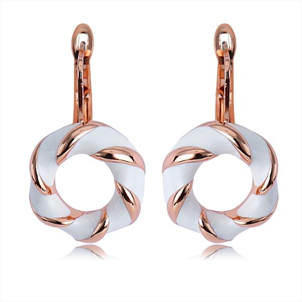 Picture of New Enamel Classic Dangle Earrings