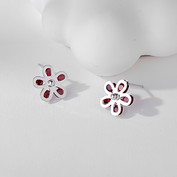 Picture of Copper or Brass Delicate Stud Earrings at Great Low Price