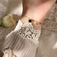 Picture of Popular Resin 925 Sterling Silver Fashion Bracelet