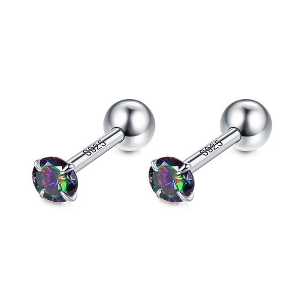 Picture of Great Cubic Zirconia Small Stud Earrings